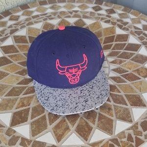 New Era Chicago Bulls Snap Back